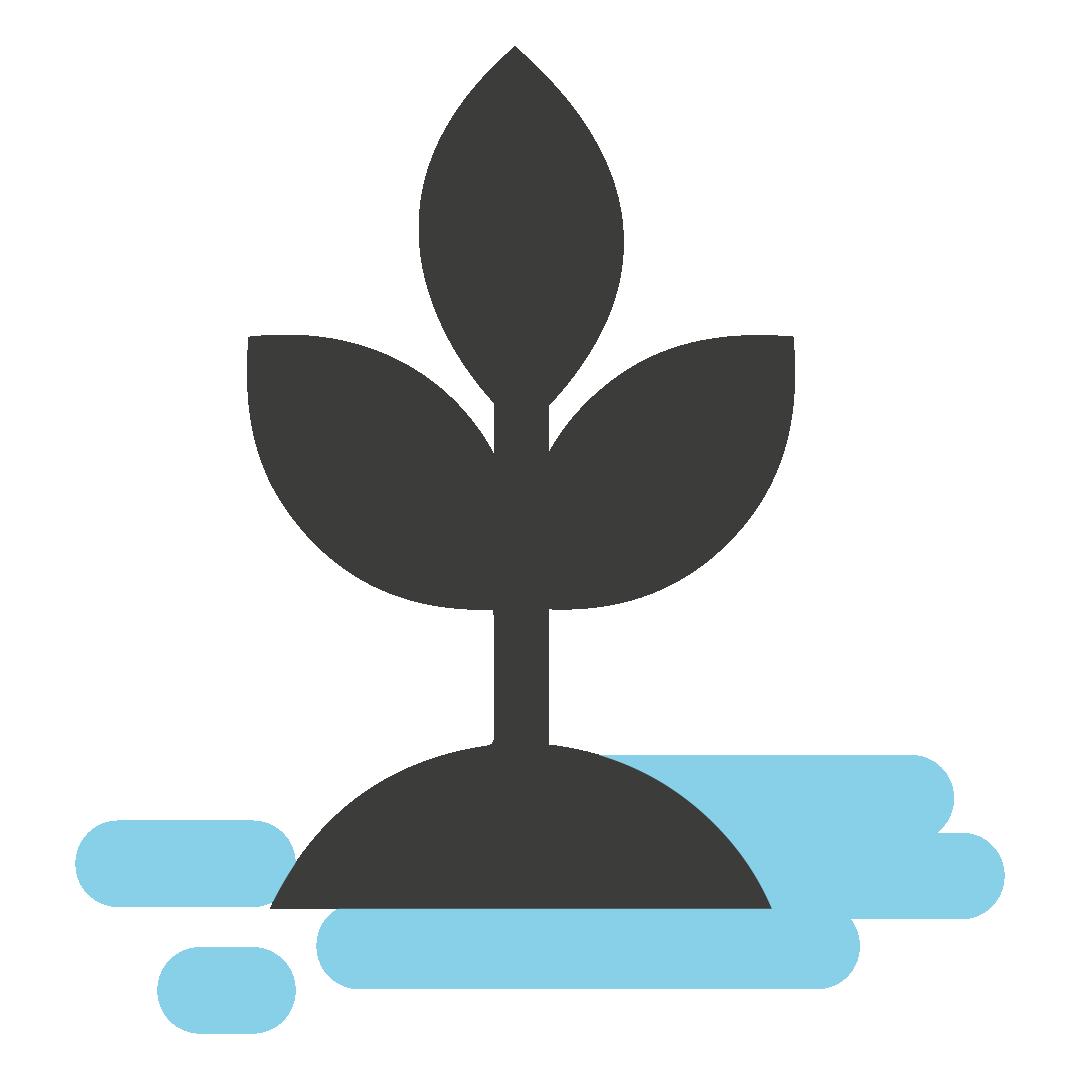 De Hoogmeer - hovenier icoon