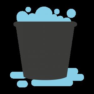 De Hoogmeer - schoonmaak icoon